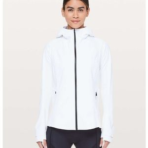 Lululemon Cross Chill Jacket White